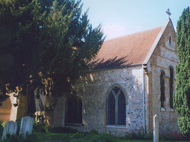 image of Barnes St Mary