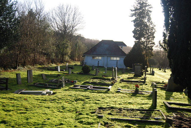 image of cemetery
