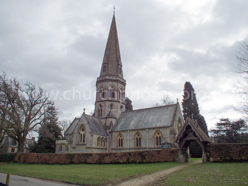 image of St Barnabas church