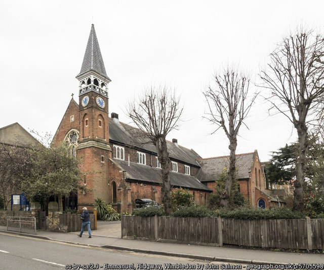 image of Wimbledon, Emmanuel church